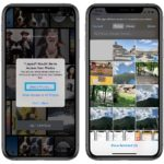 how to use Select Photos on iPhone
