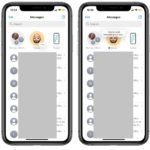 pinned message indicators in iOS 14
