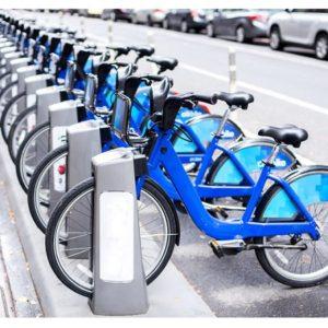 bike sharing dock