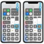 headphone level checker in iPhone Control Center