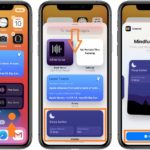 how to add third party widgets to iPhone Home Screen