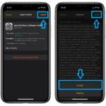 how to install watchOS 7 Beta Profile