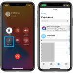 how to make a secondary call on iPhone
