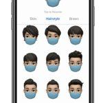 new memoji hairstyles in iOS 14