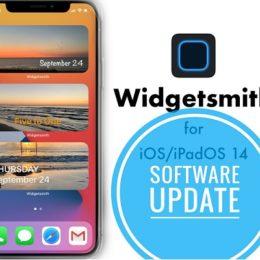 Widgetsmith update fixes grey screen bug