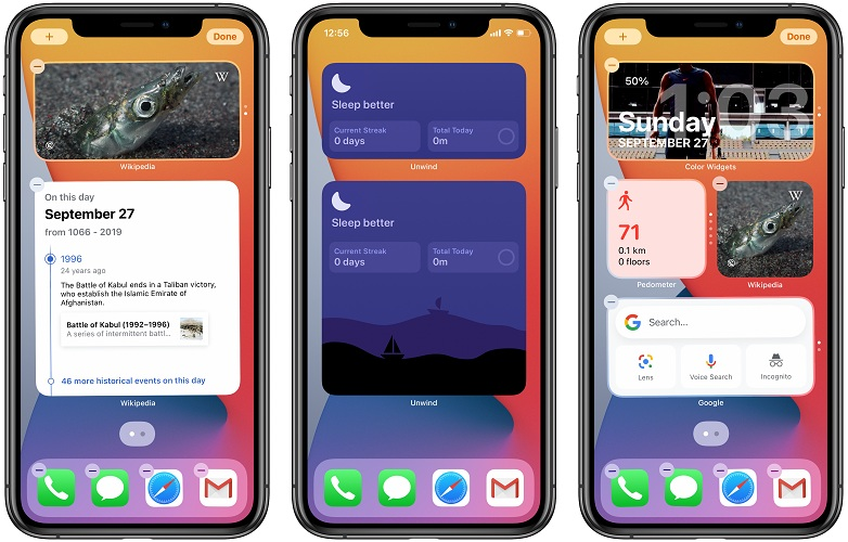 best widgets for iphone in ios 14
