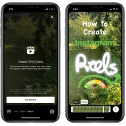 how to create Instagram Reels