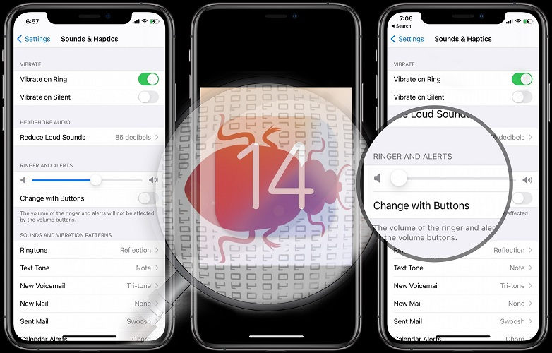 iOS 14 bug mutes Ringer and Alerts