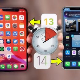iOS 14 release time