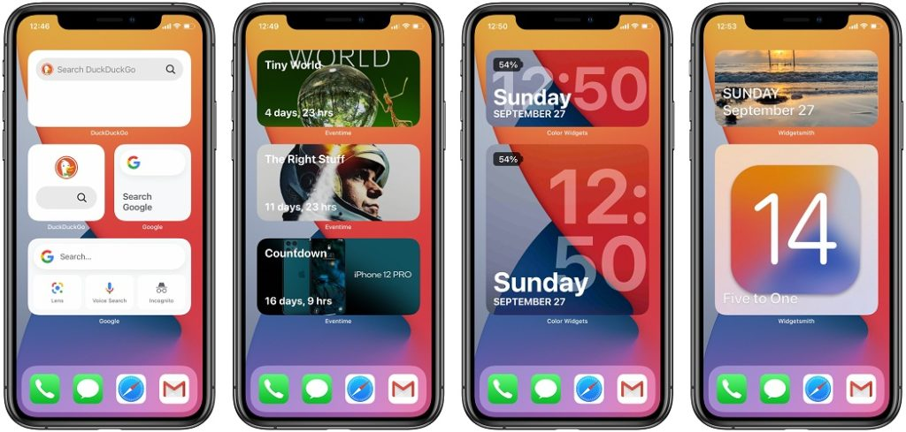 must-have iPhone home screen widgets