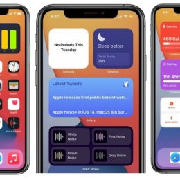 third-party home screen widgets in iOS 14