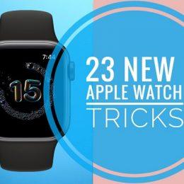 23 new Apple Watch tricks in watchOS 7