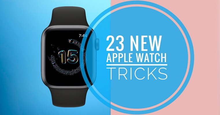 23 new Apple Watch tricks in watchOS 7