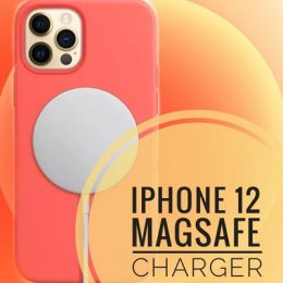Apple MagSafe charger for iPhone 12