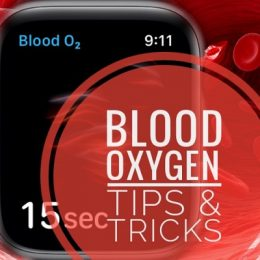 Apple Watch Blood Oxygen Tips