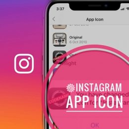 Change Instagram app icon