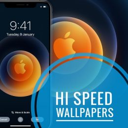 Download Hi Speed Wallpaper For iPhone