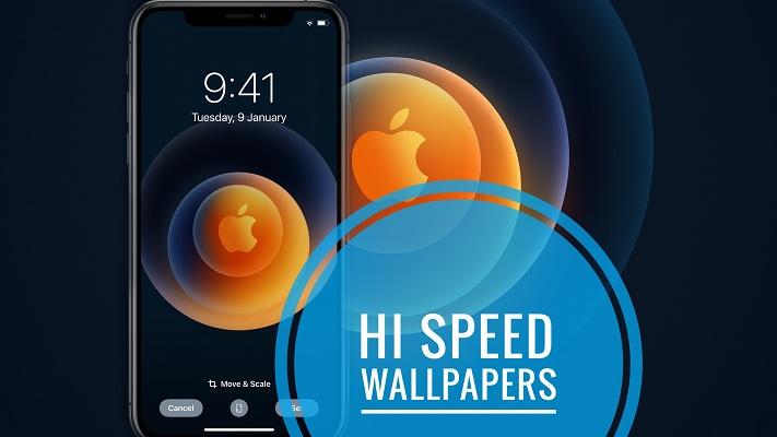 Download Hi Speed Wallpaper For iPhone