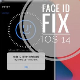 How to fix Face ID in iOS 14