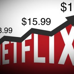 Netflix 4k price increase timeline