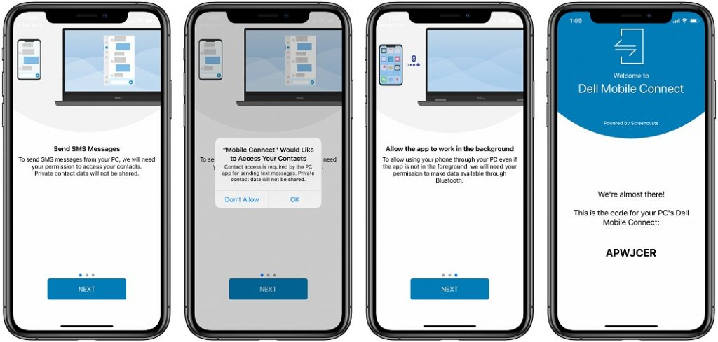 how to connect iPhone to Windows 10 computer
