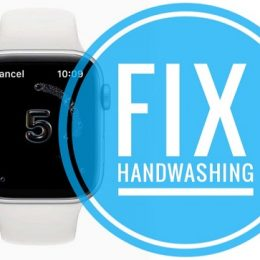 How to fix handwashing in watchOS 7