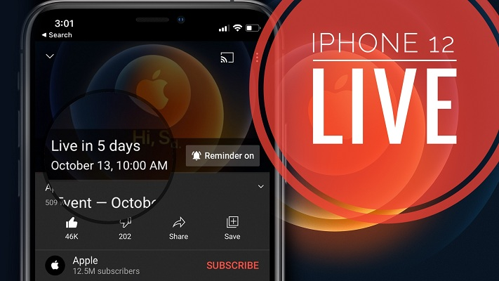 Update How To Watch Iphone 12 Keynote Live Full Replay Available