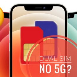 iPhone 12 No 5G in Dual SIM