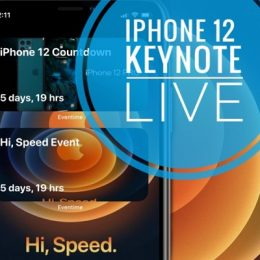 iPhone 12 keynote live