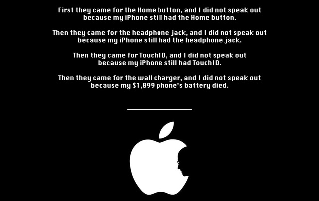 iPhone 12 no wall charger Apple meme