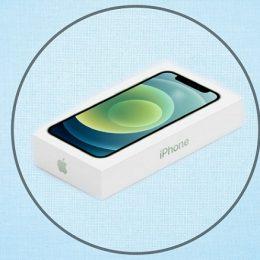 iPhone 12 small box