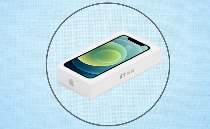 iPhone 12 small box