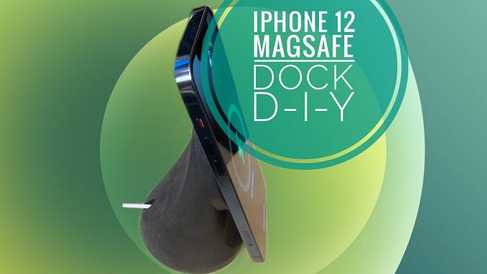 iphone 12 magsafe docking station