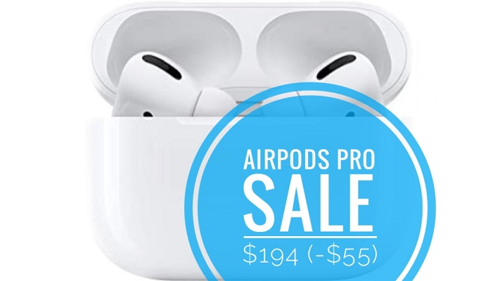 AirPods Pro Sale on Amazon