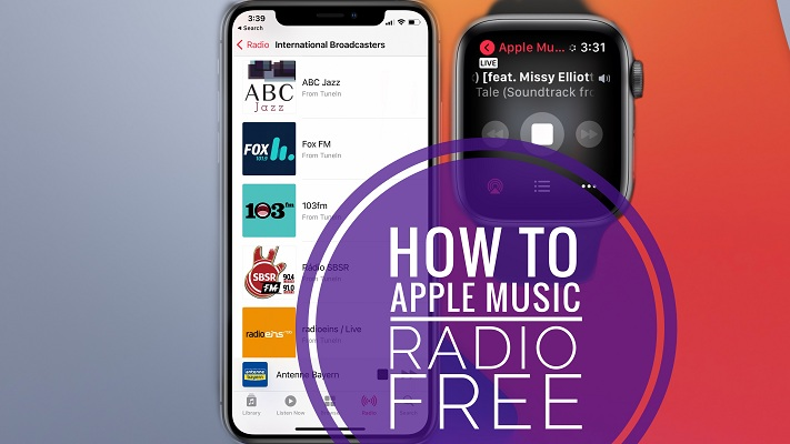 Apple Music Radio Free