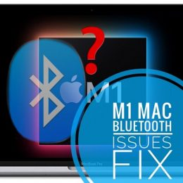 M1 Mac Bluetooth issues