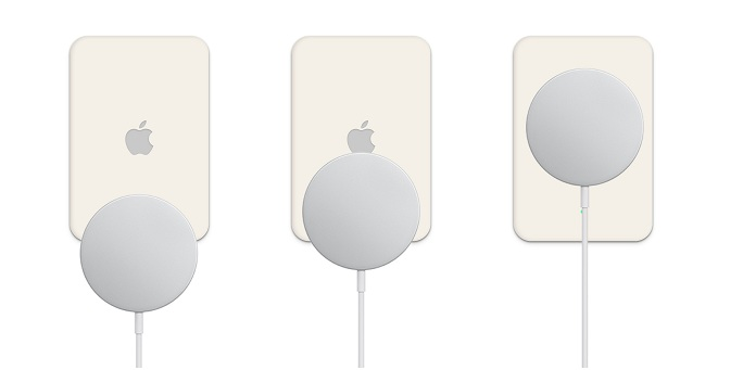 MagSafe Smart battery charging with wireless puck