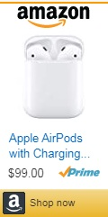airpods 2 with wired charging case