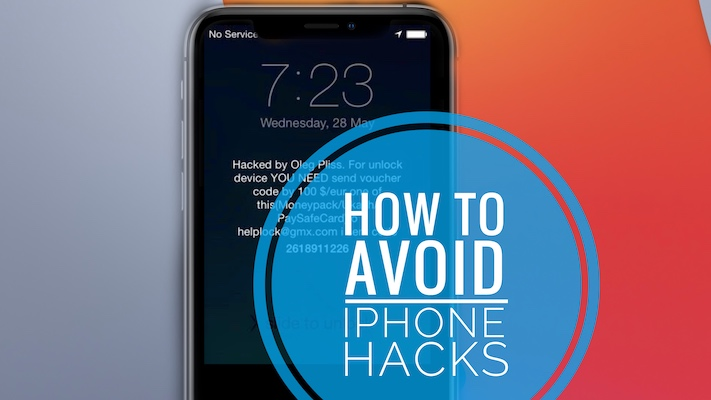 how to avoid iPhone hacks
