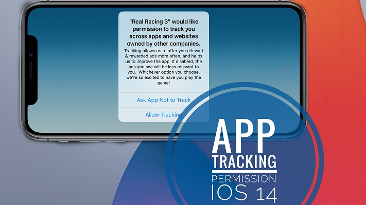 ios 14 app tracking permission popup