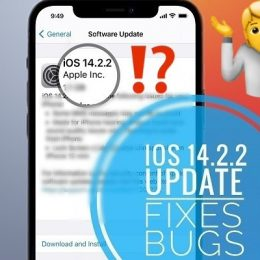 ios 14.2.2 software update