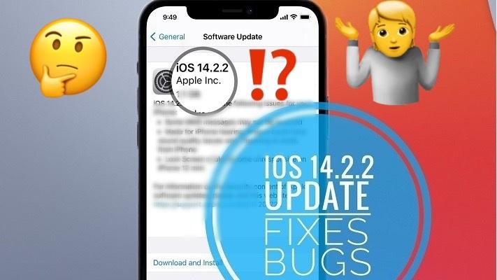 ios 14.2.2 software update