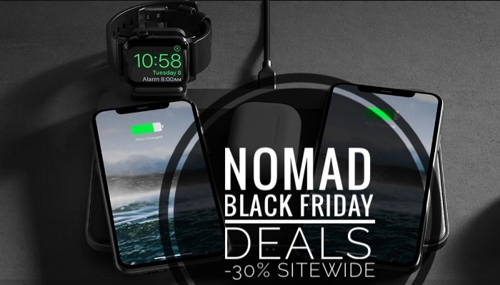 Nomad Black Friday 2020