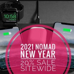 2021 nomad new years sale
