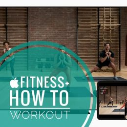 Apple Fitness+ How to Workout