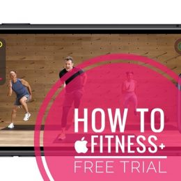 Apple Fitness+ On iPhone