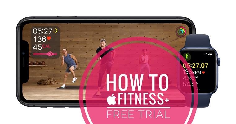 Apple Fitness+ On iPhone