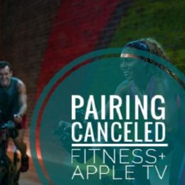 Fitness+ Apple TV Pairing Cancelled