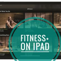 Fitness+ on iPad