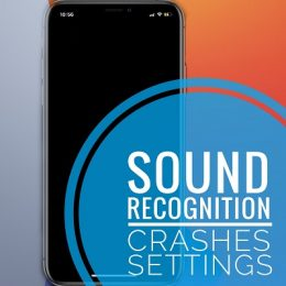 Sound Recognition crashes Settings app